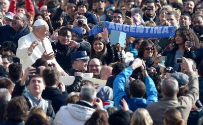 Los dos años de Francisco: el Papa con sello argentino