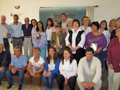 El Concejo Municipal agasaj� a mujeres que dejaron huella en Bariloche