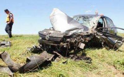 Director del diario La Verdad de Junín murió en accidente en Ruta 5