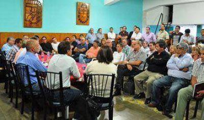 Rafael Williams renunció a la Presidencia del PJ