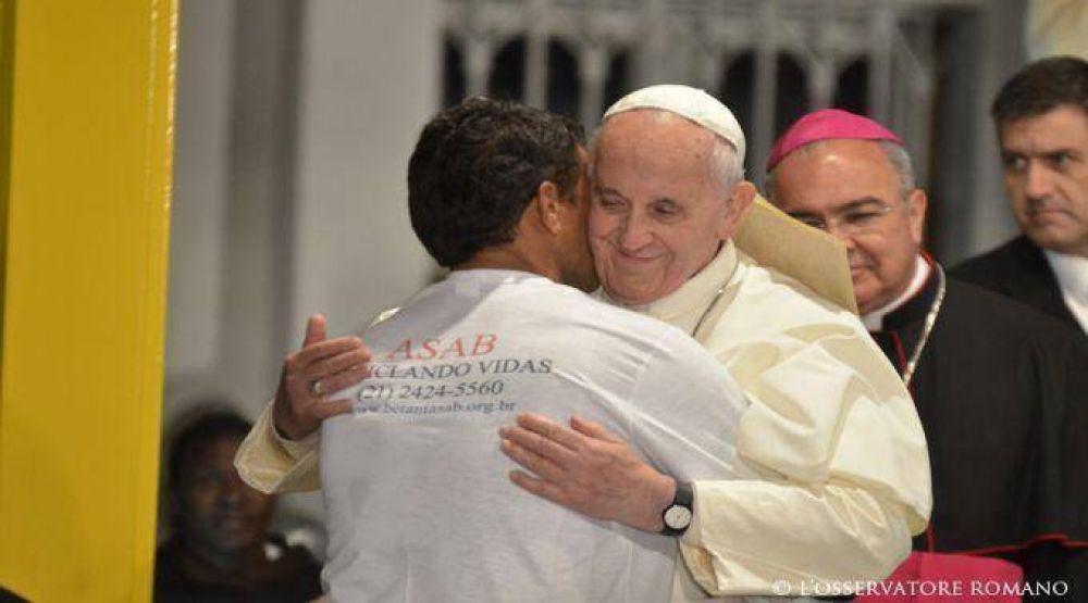 ¿Hay algo que Dios no pueda perdonar? Responde el Papa Francisco