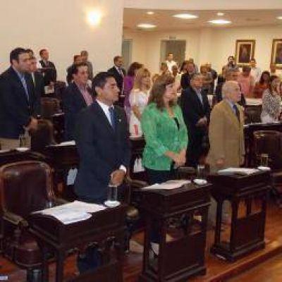 La Legislatura pidió informes sobre el uso que tuvo el helicóptero oficial