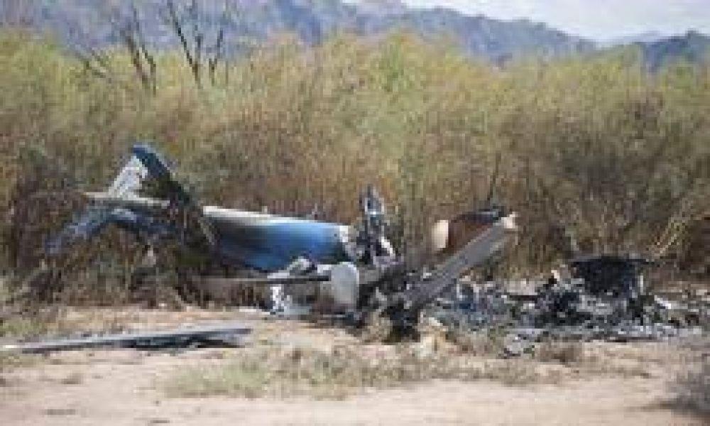 La causa del choque de helicópteros quedó en la órbita federal