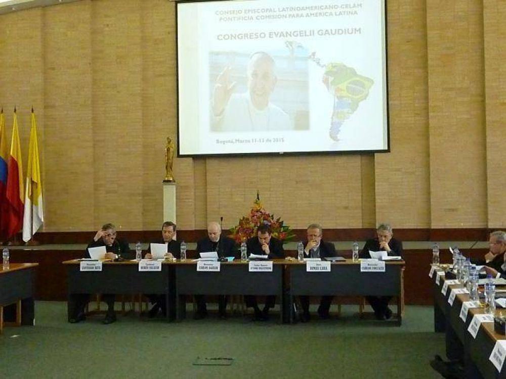 El CELAM realizó la última reunión de directivos del cuatrienio 2011-2014