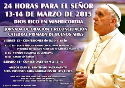 Las diócesis argentinas adhieren a