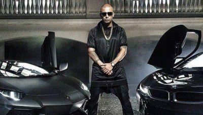 La Legislatura premia a Wisin, un cantante caribeño de reggaetón