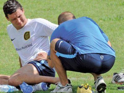 Por lesión, Damián Musto se queda afuera de los titulares de Central