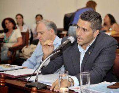 """Gastón Galíndez: """"Insistiremos con la implementación del Fondo para Taxis y Remises"""""""