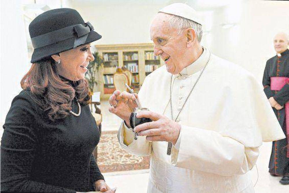Desde Roma, un poderoso y claro influyente en la política Argentina