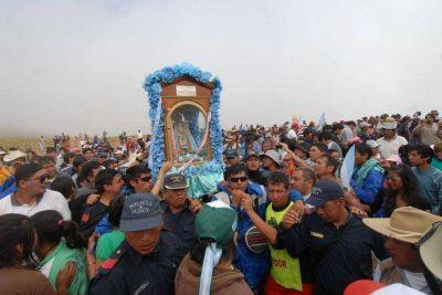 La peregrinación a la Virgen de Punta Corral se realizará sin postergación