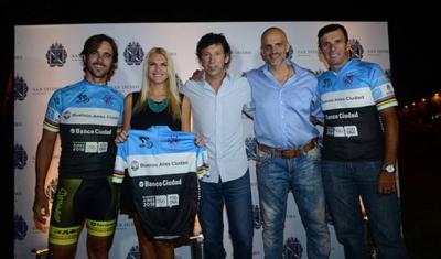 Se presentó en San Isidro la carrera de ciclismo El Gran Fondo de Buenos Aires