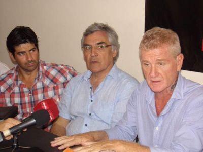 Francisco de Narváez vino a Bragado y habló de su pre-candidatura a Gobernador