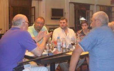 Saladillo: Intendente Gorosito brindó apoyo al Club de Pesca