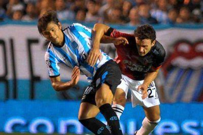 Colón no jugó a nada y cayó goleado 4 a 1 frente a Racing en el cilindro de Avellaneda