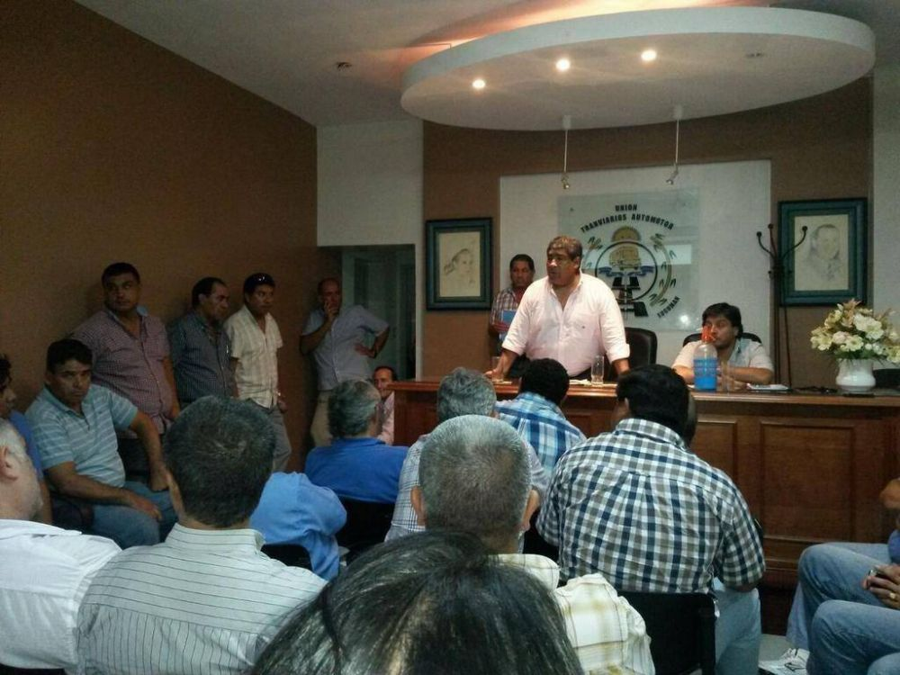 Intercedió el Gobierno y UTA levantó el paro anunciado para el lunes