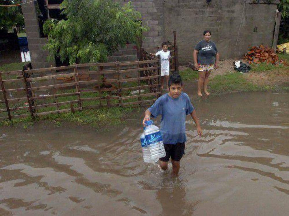 Alerta por presunto caso de leptospirosis en el Hospital tras las inundaciones