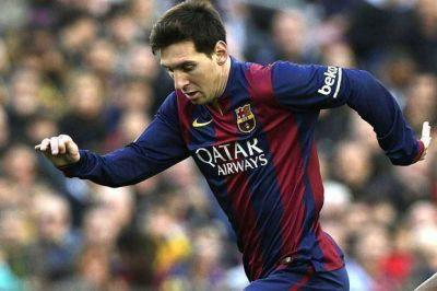El Barcelona de Lionel Messi defiende la punta de la Liga de España