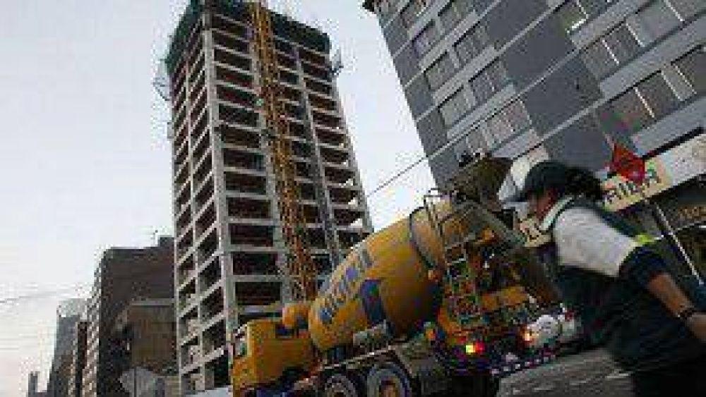 El costo de la construcción aumentó 0,8% el mes pasado