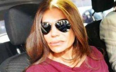 San Isidro: Asaltaron a mano armada a Zulemita Menem y su familia