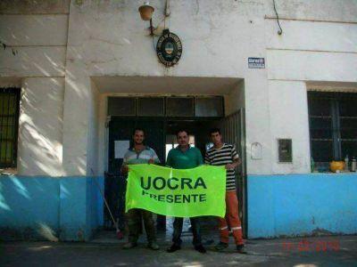 UOCRA Solidario en Portela