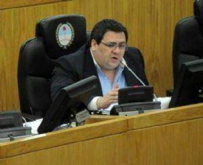 Ariel Garc�a: �Cuando baje el agua, promoveremos juicio pol�tico contra Alperovich�
