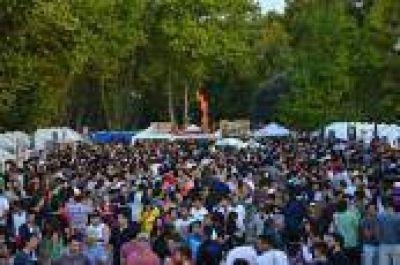 La Plata: Una multitud en la Fiesta de San Patricio