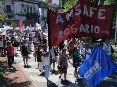 Amsafé Rosario avisó que la suba salarial