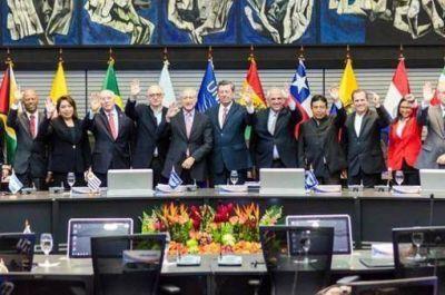 Fuerte respaldo a Venezuela frente a la declaración de Estados Unidos
