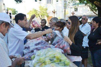 """Programa """"Frutas y Verduras para Todos"""" desde mañana en Río Gallegos"""