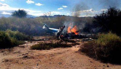 A una semana de la tragedia, sólo identificaron a uno de los pilotos