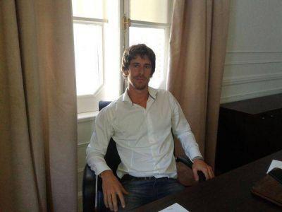 """Juan Andreotti: """"Algunos concejales piensan que los van a votar sólo por oponerse a todo..."""""""
