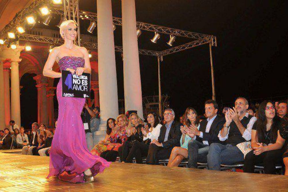 Diseño, glamour y conciencia en el Tigre Moda Show