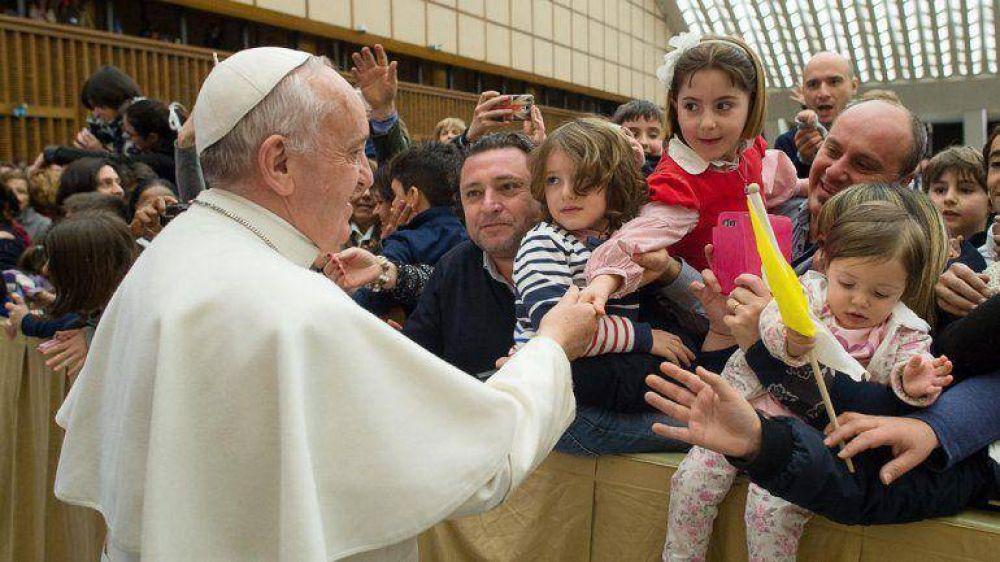 Para el Papa, es una