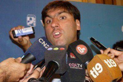 Diego Bossio, obsecuente y sin personalidad: