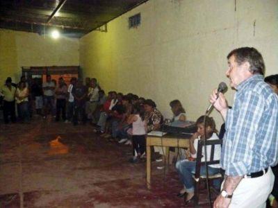MÁS BENEFICIOS PARA EL SECTOR B-5 DE ALTO COMEDERO