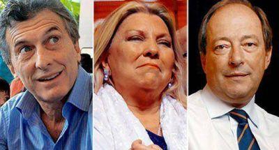 Macri, Sanz y Carri� ya avanzan en el dise�o de una estrategia com�n