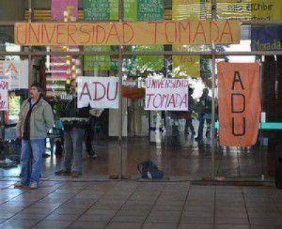 ADU planea paros para fines de mes y comienzos de abril