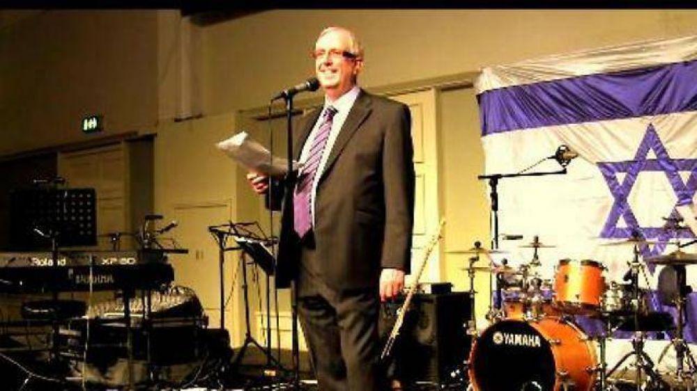 Antisemitismo: Un comendiante irlandés recibió amenazas de muerte luego de presentarse en un evento para Israel