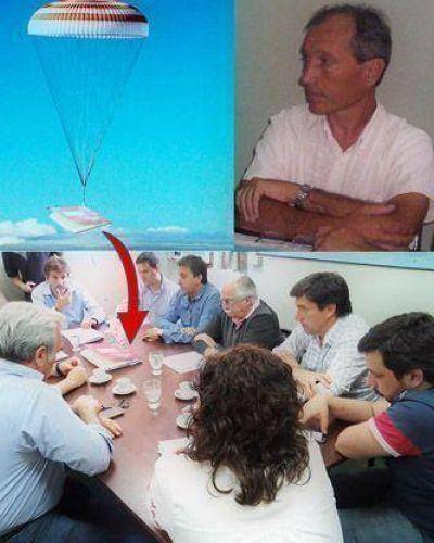 Expediente RePUPA: giro a la Comisión de Legislación alienta rumores de contraprestación política