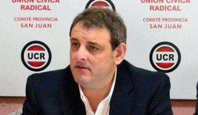 Tras la Convención Radical, Domínguez abre el dialogo con el PRO local