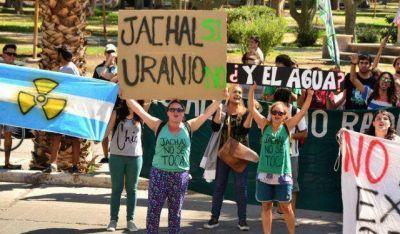 Piden publicar ordenanza que prohíbe la actividad nuclear en Jáchal