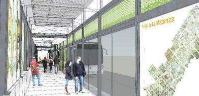 El Colegio de Ingenieros celebr� los avances del metrobus en La Matanza