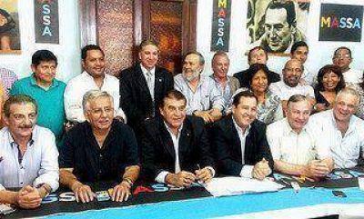 Frente Renovador – conformaron la mesa provincial en apoyo a Massa