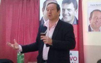 La Matanza: Saredi abandonó el Frente Renovador y se sumó al macrismo