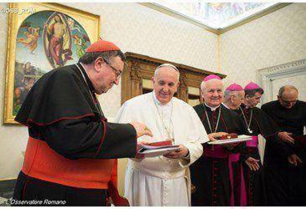 Papa con obispos de Bosnia Herzegovina: Toda la energía para ayudar a los pobres