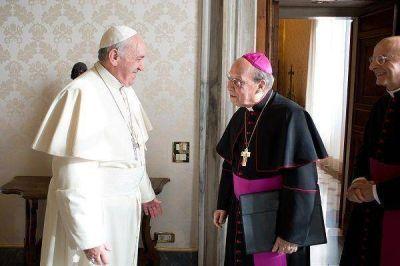 El vicario auxiliar del Opus Dei: Francisco invita a identificar las propias periferias