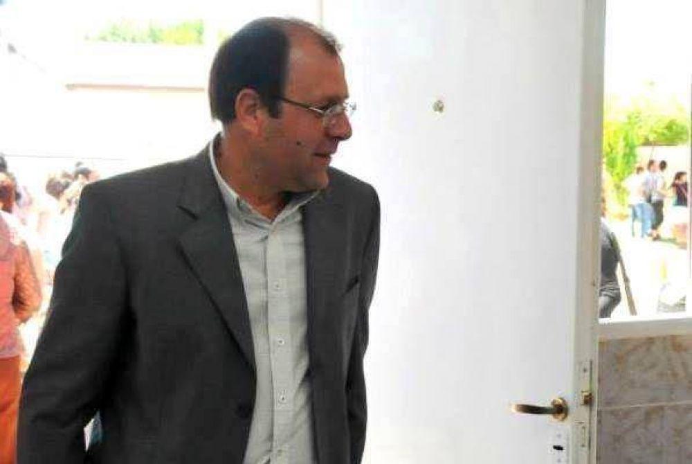 Fabián Bruna presenta su precandidatura el viernes