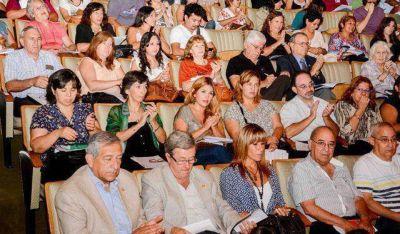 Con amplia convocatoria, se abrió el debate por la Ley de las Culturas