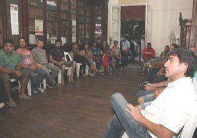 En la Casa del Pueblo se realizó el 2º Foro de Políticas para el Junín del Bicentenario
