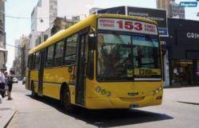 Rosario Bus se desvinculó de la línea 153 y la devolvió al municipio